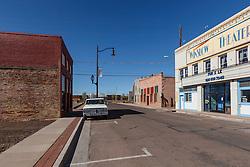 Winslow, Arizona, USA