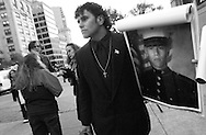 In 2006, I got to know Carlos Arredondo, and his struggle and mission, after his son, Alex, a Marine, was killed in the Iraq War. He became an advocate for other Gold Star families, and a well-known peace activist.