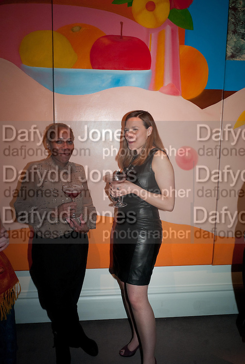HELEN EKA; RITA MATOS, Can we Still Be Friends- by Alexandra Shulman.- Book launch. Sotheby's. London. 28 March 2012.