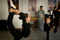 China Disabled Peoples Art Troupe, Beijing.