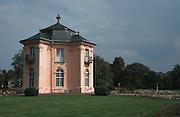 Deutschland, Germany,Baden-Wuerttemberg.Schwarzwald.Rastatt, Pagodenburg.Black Forest, Rastatt, Pagodenburg...
