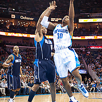 Dallas Mavericks VS New Orleans Hornets 03.22.2010