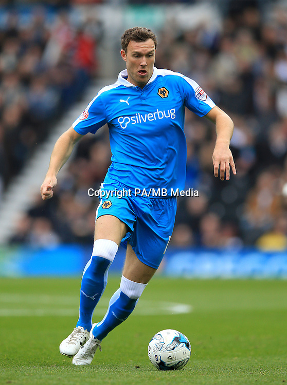 Wolverhampton Wanderers' Kevin McDonald