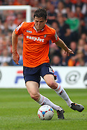 Matt Robinson of Luton Town during the Skrill Conference Premier match at Kenilworth Road, Luton<br /> Picture by David Horn/Focus Images Ltd +44 7545 970036<br /> 21/04/2014