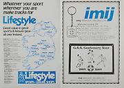 All Ireland Senior Hurling Championship - Final,.04.09.1983, 09.04.1983, 4th September 1983,.Kilkenny 2-14, Cork 2-12,.Kilkenny v Cork, .04091983AISHCF,..imij products, Ireland, Mungret Street, Limerick,