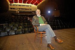 Carlos Alberto de Re, diretor do teatro Dante Barone, da Assenbléia Legislativa do Rio Grande do Sul. FOTO: Jefferson Bernardes/Preview.com