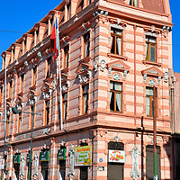 Hotel Reina Victoria in Valparaíso, Chile<br />