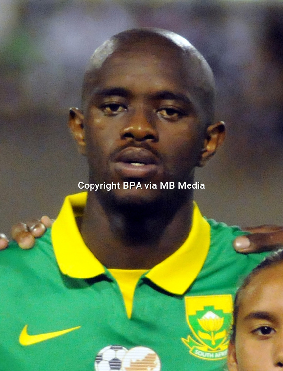 Fifa Men&acute;s Tournament - Olympic Games Rio 2016 - <br /> South Africa National Team - <br /> Kwanda Mngonyama