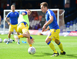 Sam Matthews of Bristol Rovers - Mandatory by-line: Alex James/JMP - 15/09/2018 - FOOTBALL - Kenilworth Road - Luton, England - Luton Town v Bristol Rovers - Sky Bet League One