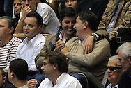 KOSARKA, BEOGRAD, 04. Nov. 2010. - Dejan Bodiroga. Utakmica 3. kola Evrolige za sezonu 2010/2011 izmedju Partizana i Makabija odigrane u hali Pionir. Euroleague 2. round Partizan vs Maccabi Electra.  Foto: Nenad Negovanovic