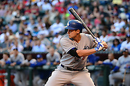 PHOENIX, AZ - JUNE 14:  Corey Seager #5 of the Los Angeles Dodgers stands at bat against the Arizona Diamondbacks in the first inning at Chase Field on June 14, 2016 in Phoenix, Arizona. Los Angeles Dodgers won 7-4.  (Photo by Jennifer Stewart/Getty Images)