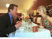 Portillo.2.Nicola Fornby & Michael Portillo. St. Martin's Hotel. 9/9/99<br />© Copyright Photograph by Dafydd Jones 66 Stockwell Park Rd. London SW9 0DA  Tel 0171 733 0108