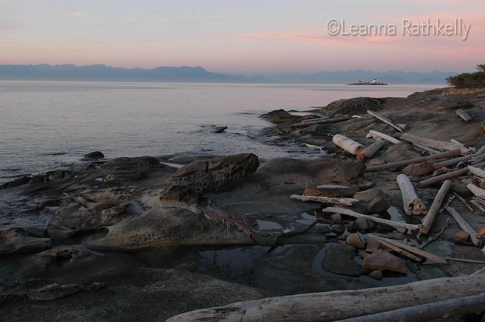 Beachscapes of Gabriola Island, BC