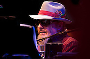 Dr. John perfoming at Caramoor