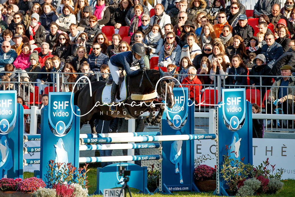Schmitz Julia, BEL, First Class GS<br /> Mondial du Lion - Le Lion d'Angers 2017<br /> &copy; Dirk Caremans<br /> 22/10/2017