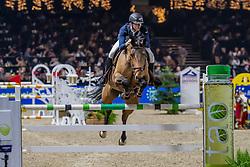 Van Dyck Ruben, BEL, Joline van het Exelmanshof<br /> Jumping Mechelen 2019<br /> © FEI/Dirk Caremans<br />  30/12/2019