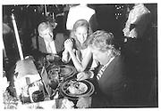 dinner party, New York. © Copyright Photograph by Dafydd Jones 66 Stockwell Park Rd. London SW9 0DA Tel 020 7733 0108 www.dafjones.com