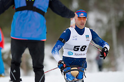 SOULE Andrew, USA, Long Distance Biathlon, 2015 IPC Nordic and Biathlon World Cup Finals, Surnadal, Norway