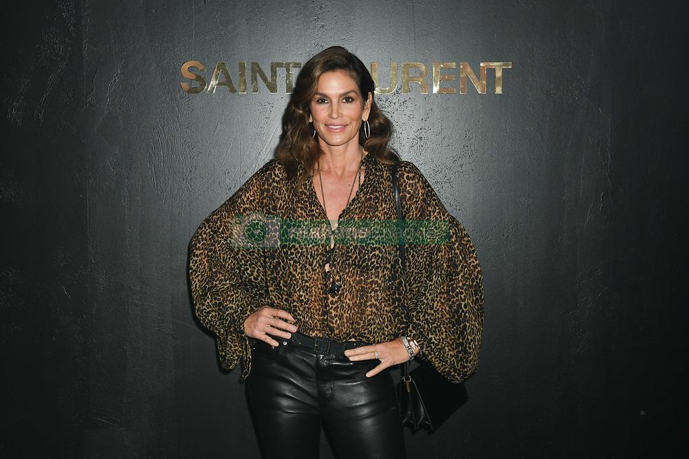 Pfw Saint Laurent Fashion Show Photocall Realtime Images