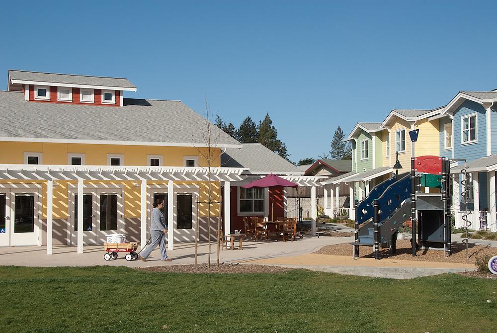 Petaluma Avenue Homes