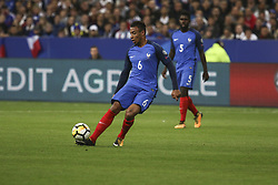 October 10, 2017 - Paris, France - Corentin TOLISSO 6  during the Fifa 2018 World Cup qualifying match between France and Belarus on October 10, 2017 in Paris, France. (Credit Image: © Elyxandro Cegarra/NurPhoto via ZUMA Press)