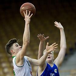 20170117: SLO, Basketball - Liga NovaKBM 2016/17, KK Union Olimpija vs LTH Castings Skofja Loka