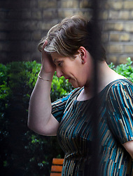 © Licensed to London News Pictures. 27/06/2016. London, UK. Shadow Secretary of State for Foreign and Commonwealth Affairs EMILY THORNBERRY MP seen in the Houses of Parliament in London on June 27, 2016 . Photo credit: Ben Cawthra/LNP