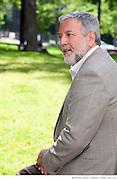 Jean-Pierre Thibault, Directeur général, Développement économique Canada / Director General Canada Economic Development -  Place Dominion Square / Montréal / Canada / 2011-07-29, Photo : © Marc Gibert/ adecom.ca