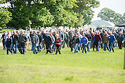 Crowds Newford Herd Open Day at Teagasc Athenry, Mellows Campus.  Photo:Andrew Downes, xposure.