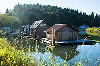 John Day River, Astoria, Oregon.