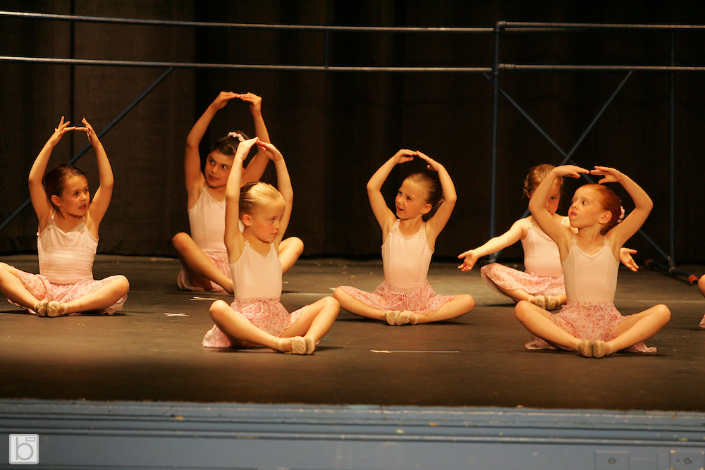 Images from 2005 spring recital for the Lake Placid School of Ballet. (Photo/Todd Bissonette - www.rtbphoto.com)