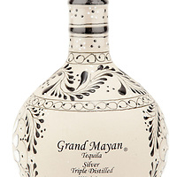 Grand Mayan Silver Tequila -- Image originally appeared in the Tequila Matchmaker: http://tequilamatchmaker.com