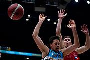 SobinJosip <br /> A X Armani Exchange Olimpia Milano - Vanoli Cremona <br /> Basket Serie A LBA 2019/2020<br /> Milano 09 February 2020<br /> Foto Mattia Ozbot / Ciamillo-Castoria