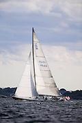 Heritage, 12 Meter Class sailing.