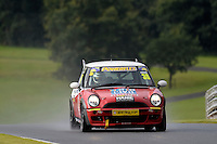 #36 Marco Haig Mini Cooper during the MINI Challenge - Cooper S, Cooper & Open at Oulton Park, Little Budworth, Cheshire, United Kingdom. August 20 2016. World Copyright Peter Taylor/PSP.