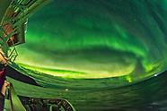 2017 Norway Auroras