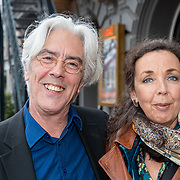 NLD/Amsterdam/20190520 - inloop Best of Broadway, Eric Brey en partner Frederique Sluyterman van Loo