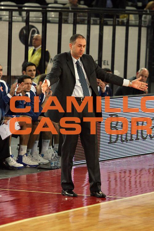 DESCRIZIONE : Roma Eurolega 2006-07 Lottomatica Virtus Roma Cibona Zagabria<br />GIOCATORE : Anzulovic<br />SQUADRA : Cibona Zagabria<br />EVENTO : Eurolega 2006-2007 <br />GARA : Lottomatica Virtus Roma Cibona Zagabria <br />DATA : 01/02/2007 <br />CATEGORIA : Ritratto Delusione<br />SPORT : Pallacanestro <br />AUTORE : Agenzia Ciamillo-Castoria/G.Ciamillo