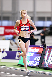 USATF Indoor Track and Field Championships<br /> held at Ocean Breeze Athletic Complex in Staten Island, New York on February 22-24, 2019; Atlanta Track Club, ATC,