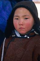 Mongolie, Desert de Gobi, Region de Dalanzadgad, Village de Moron, Festival des chameaux, Nouvel an Mongol // Mongolia, Gobi desert, Dalanzadgad area, Moron village, Camel festival, Mongolian new year.