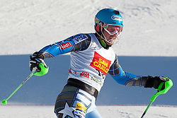 19.12.2011, Gran Risa, Alta Badia, ITA, FIS Weltcup Ski Alpin, Herren, Slalom, im Bild Ted Ligety (USA) nach dem 2. Durchgang // Ted Ligety of USA after his 2nd run during men's Slalom at FIS Ski Alpine Worldcup at Gran Risa in Alta Badia, Italy on 2011/12/19. EXPA Pictures © 2011, PhotoCredit: EXPA/ Johann Groder