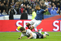 FOOTBALL - INTERNATIONAL FRIENDLY GAMES 2011/2012 - FRANCE v USA - 11/11/2011 - PHOTO JEAN MARIE HERVIO / DPPI - GOAL LOIC REMY (FRA)