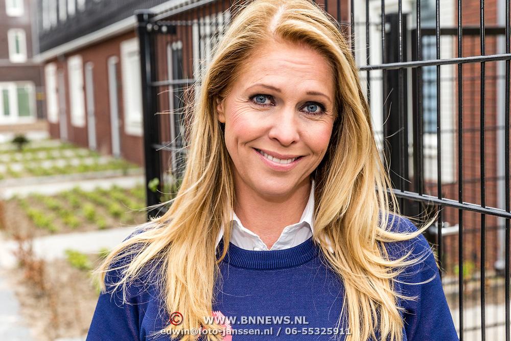 NLD/Utrecht/20170412 - Presentatrice RTL Woonmagazine Nance Coolen