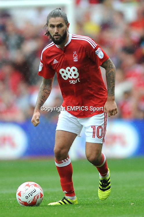 Nottingham Forest's Henri Lansbury