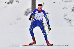 TRIL Pavlo, UKR, LW8 at the 2018 ParaNordic World Cup Vuokatti in Finland