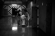 Roma 2000.Rebibbia, Carcere Femminile.Sezione Cellulare, Il vitto.Rome 2000.Rebibbia Prison Women.