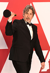 "Peter Farrelly (director) winner of the award for Best Picture for ""Green Book"" at the 91st Annual Academy Awards"