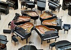 Grand piano performance, Edinburgh, 20 June 2019