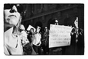 Nationale Klimademo mit Besucherrekord - An der Kundgebung in Bern für eine konsequente Klimapolitik und gesellschaftlichen Wandel hatten sich bis zu 100'000 Demonstranten beteiligt. Die Klima-Demo wird organisiert von der Klima-Allianz Schweiz und unterstützt von über 80 Organisationen und Gruppierungen aus den Bereichen Umwelt, Entwicklung, Kirche, Gewerkschaften und Zivilgesellschaft. photo © romano p. riedo