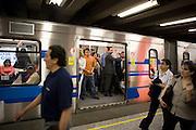Subway, Santiago, Chile